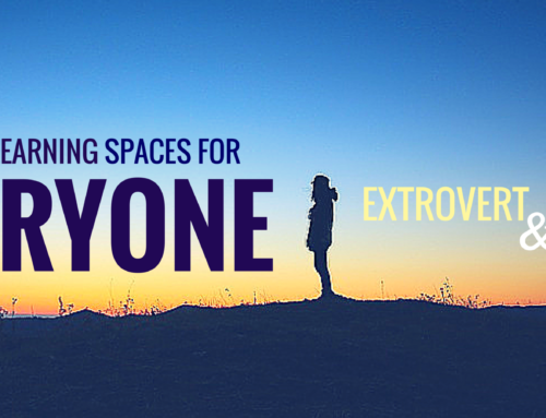 Modern Learning Spaces for Everyone: Extrovert & Introvert